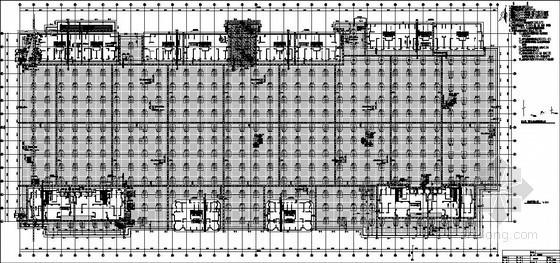 筏板基础及地下车库构造