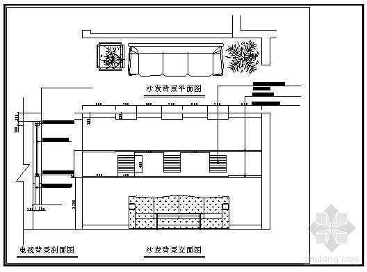 电力新村室内装修图-2