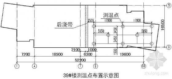 苏州某公寓工程高温季节大体积筏板混凝土施工方案