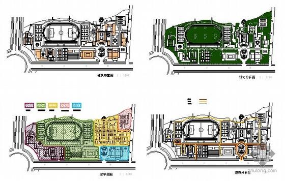 [嘉兴市]某高级中学规划设计