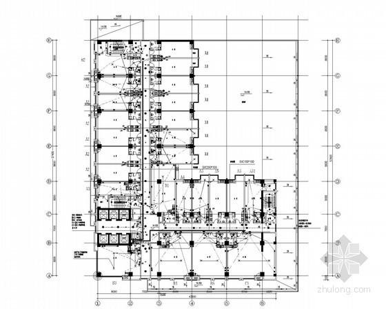 一类高层村民安置公寓楼建筑电气施工图纸