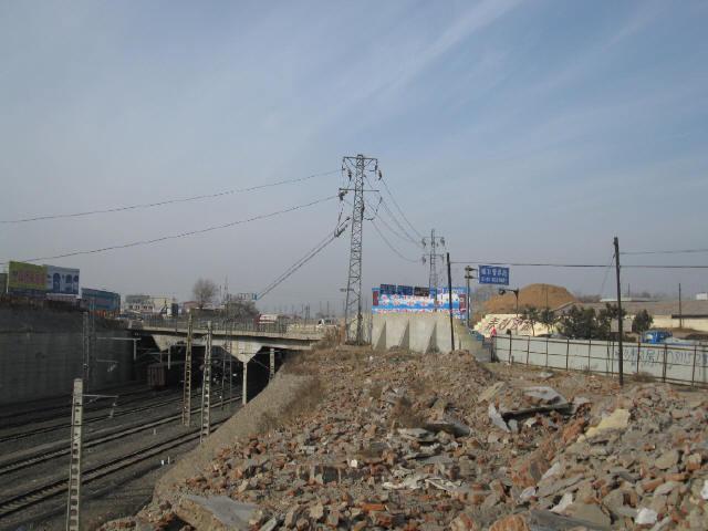 河北上跨铁路立交桥工程投资审计上报资料全套(施组,方案,竣工图,工程计量)