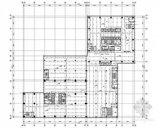[安徽]大型商业中心给排消防喷淋施工图