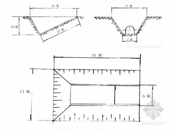 [山西]煤矿斜井开挖支护施工组织设计