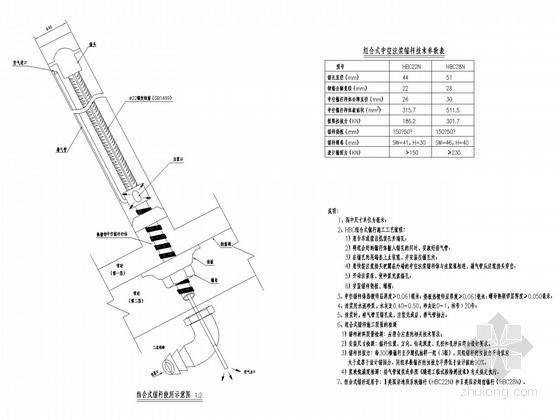 隧道工程衬砌断面施工图设计
