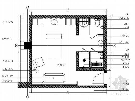 [无锡]大酒店SPA包厢装修图