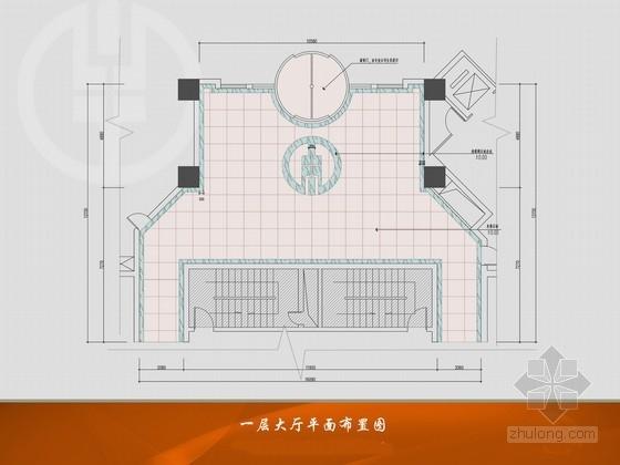 [江苏]现代简洁某金融中心改造工程投标设计方案