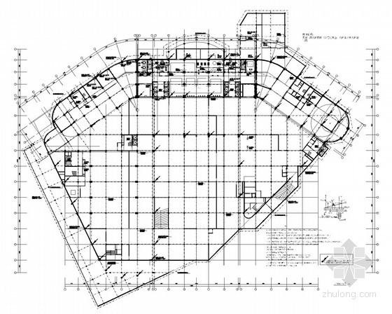 [贵州]大型五星级酒店全套电气施工图纸(知名项目)