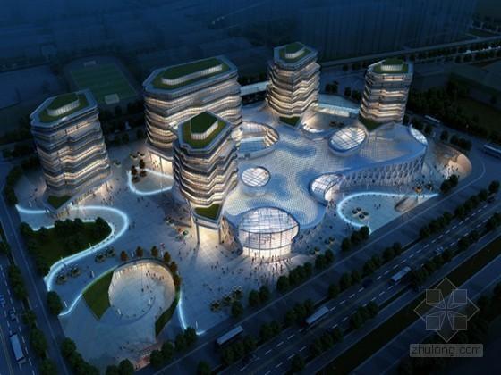 城市综合体项目全程操作详解(大量案例)
