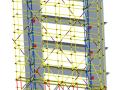 西安北客站改造6#、9#楼外爬架专项施工方案