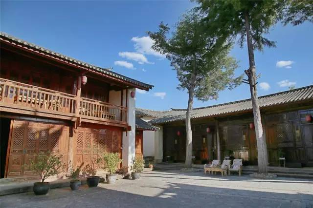 中国最美五十家民宿院子_22