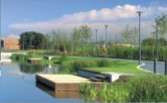[上海]上海市宝山区绿色步道景观规划设计方案文本(绿肺,休闲)
