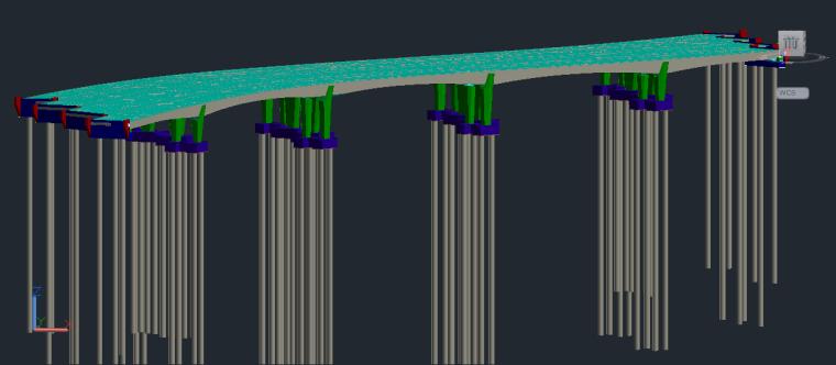 利用civi3D绘制桥梁