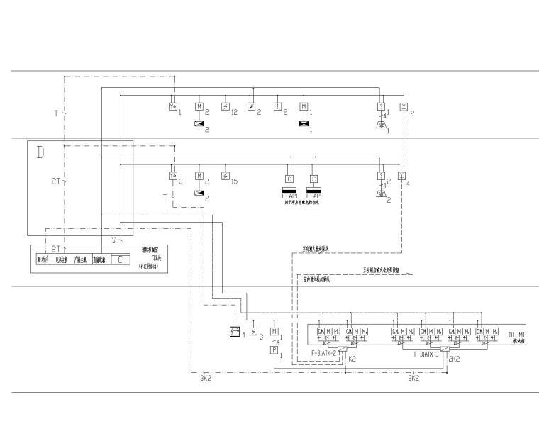 [浙江]温州骏佳雷克萨斯汽车经销店附属用房电气施工图纸