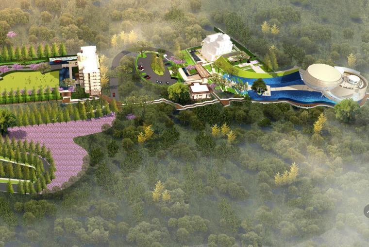 [重庆]龙湖照母山项目景观设计方案文本(PDF+44页)