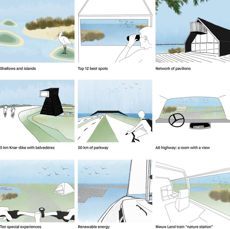 荷兰NieuwLand国家公园-009-nieuw-land-by-mecanoo-architecten