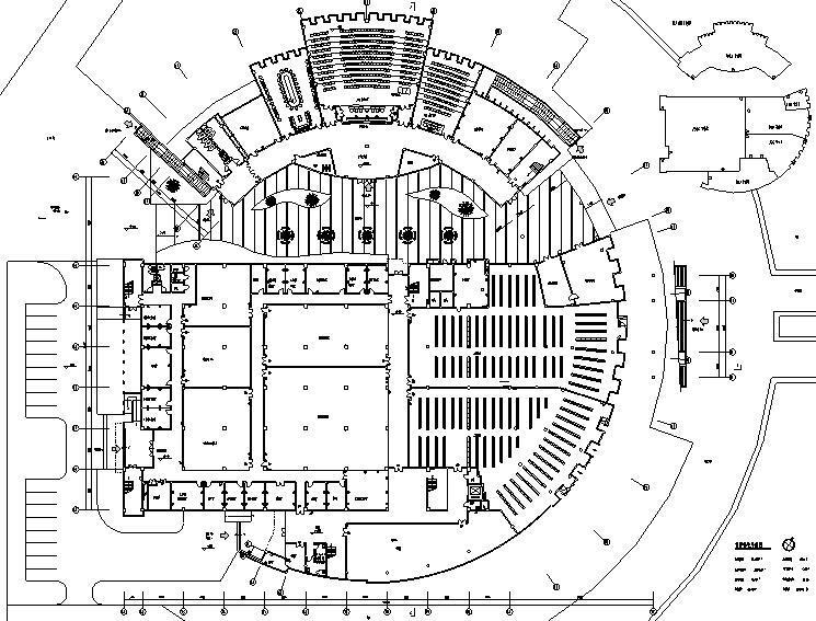 7层图书馆全套电气设计施工图