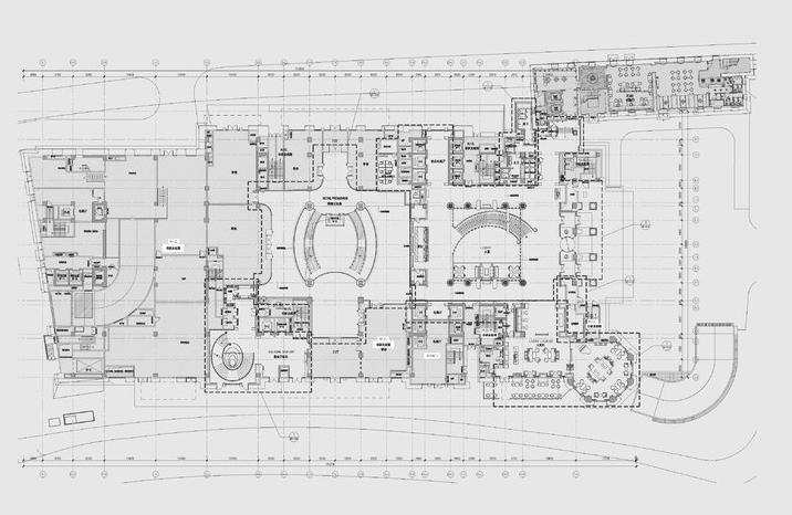 WATG上海苏宁宝丽嘉酒店项目介绍+效果图+现场照片