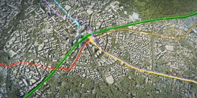 2020东京奥运会最大亮点:涩谷超大级站城一体化开发项目_3