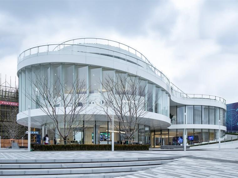 杭州运河万科中心创新体验中心