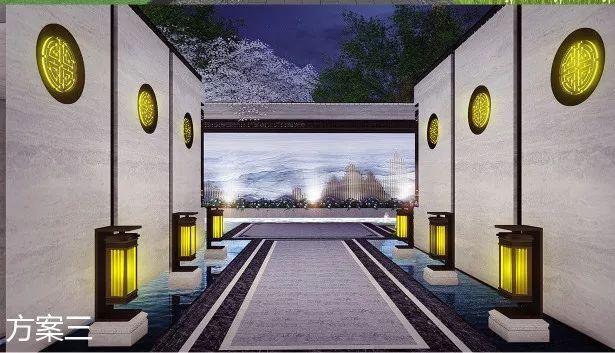 摹绘四季,鎏光鹿影|合肥龙湖春江郦城体验区_30