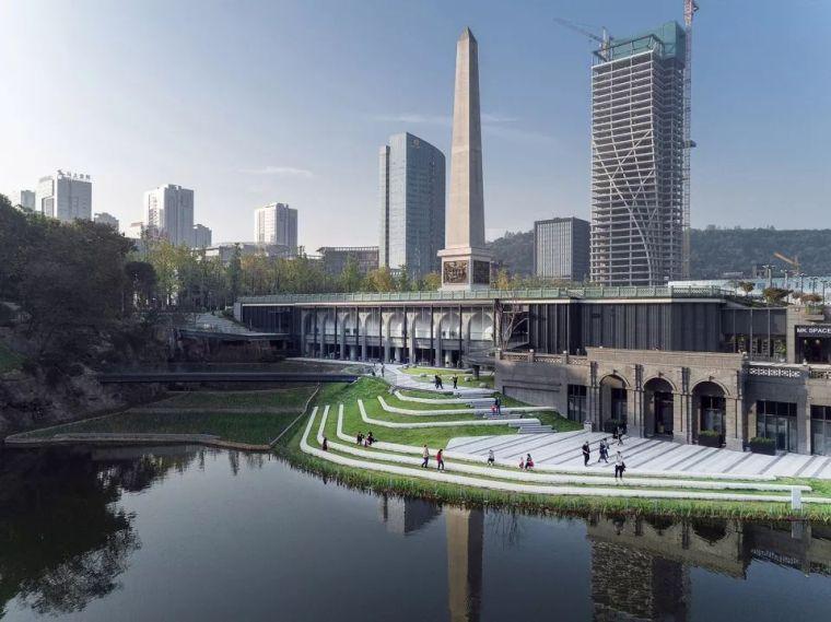 重庆大数据智能化展示中心立面和景观改造