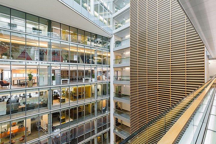 英国CrownAgents总部办公中心-14
