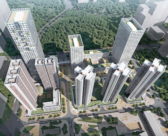 公寓总承包工程施工策划(图文丰富)