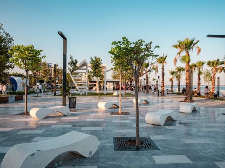 土耳其安塔利亚海岸线城市修复