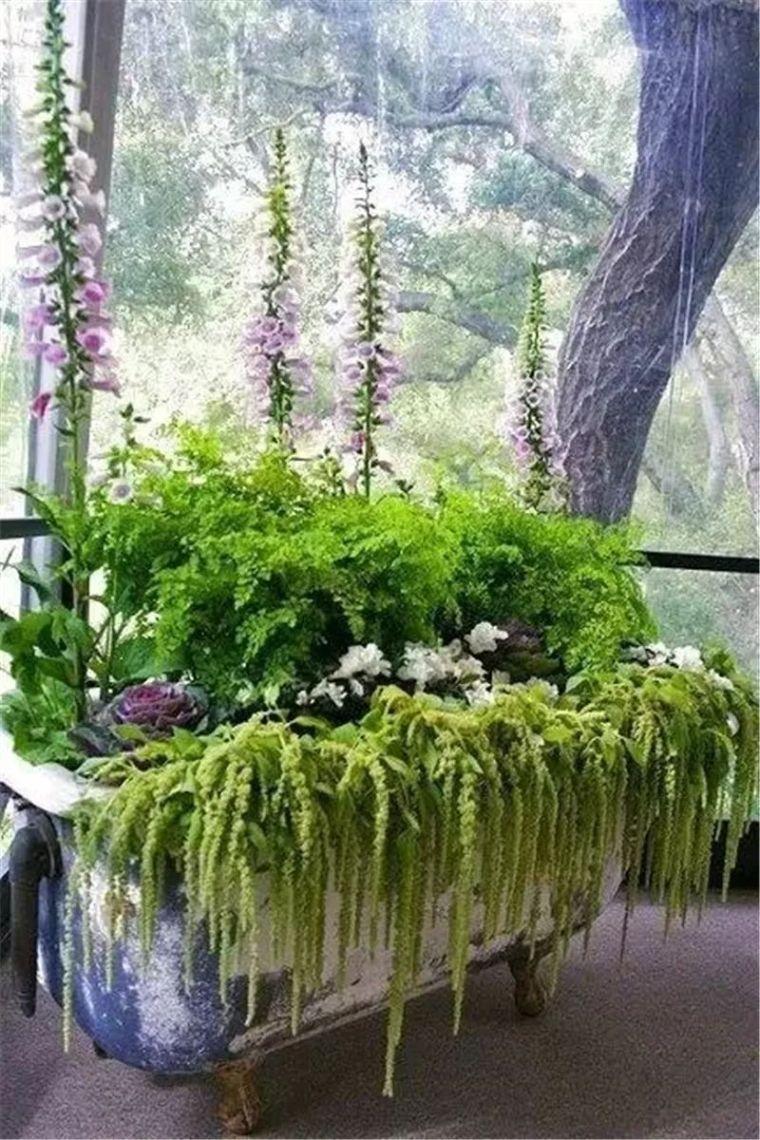 花园小景 · 旧物的华丽转身