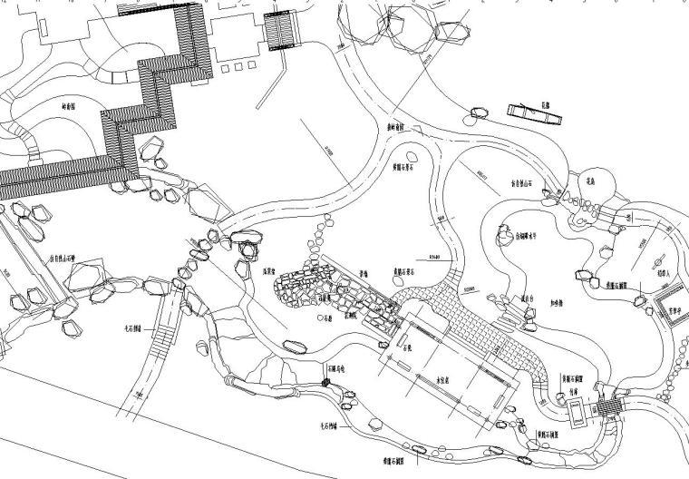 [广东]深圳国际园林花卉博览会公园景观设计施工图