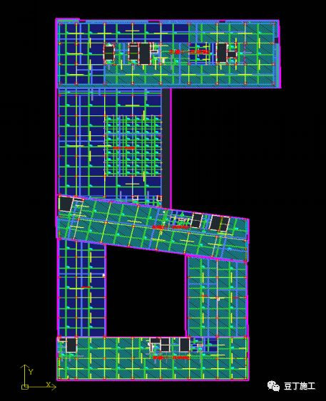 大型复杂项目应用BIM实例,保工期、提工效_12
