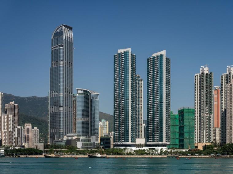 香港柏傲湾住宅