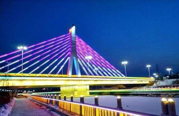 桥梁亮化工程监理规划