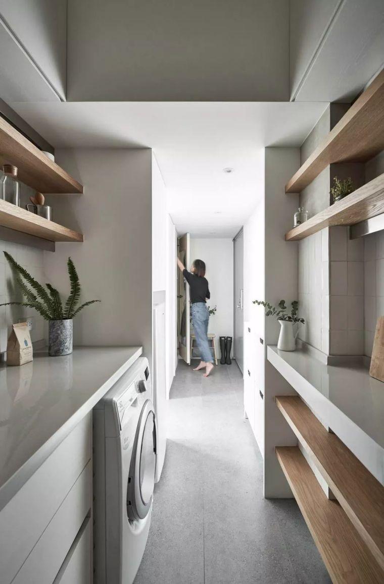 一个人的豪宅——17.6㎡极小公寓_9