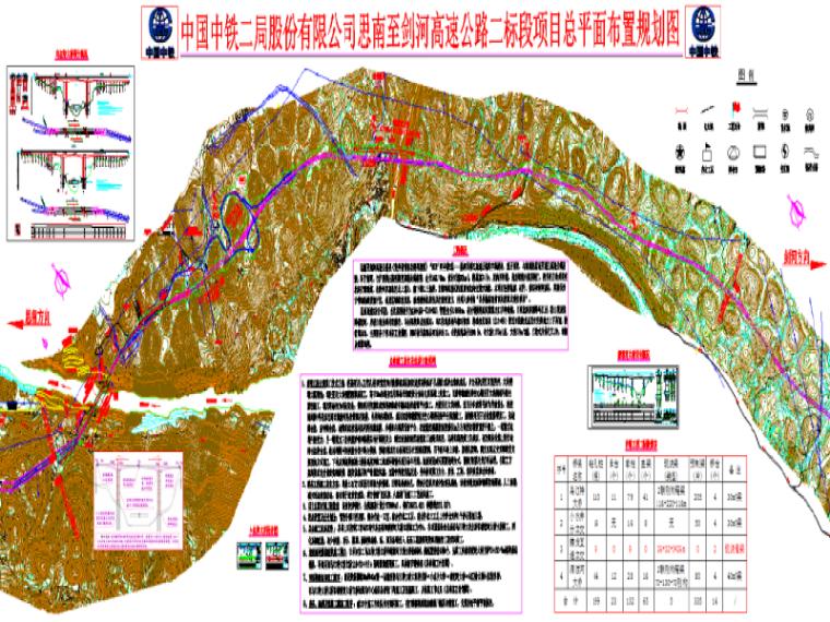 [贵州]大跨度连续刚构桥承台施工技术方案