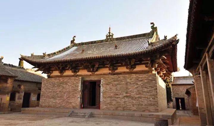 中国现存的木结构古建筑前50座,看一眼少一眼了~_26