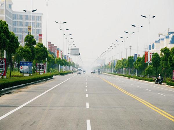 道路工程项目建议书(共66页)