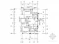 小型欧式别墅结构施工图