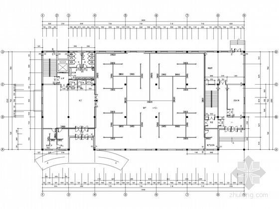 八层办公楼SDE气体自动灭火系统工程设计施工图纸