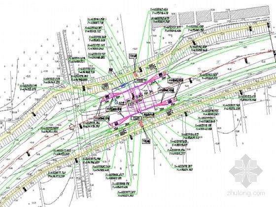 小型橡胶坝设计施工图