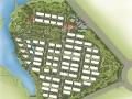 [长春]意大利质朴休闲自然精致住宅区景观规划设计方案