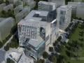[成都]15层知名置地广场规划及建筑设计方案文本(高层购物塔)
