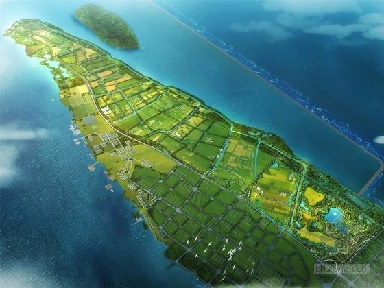 [上海]水源地生态郊外公园景观规划设计方案