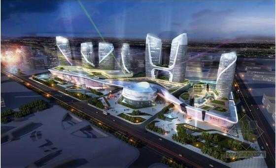 [山东]商业住宅工程项目前期定位报告