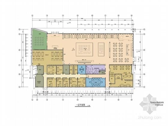 [江苏]大气时尚知名房地产售楼处设计方案(含效果图)