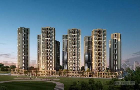 [重庆]高层剪力墙结构住宅工程项目管理实施计划书(124页 编制详细)