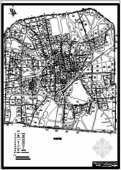 [学士]某河网城市雨水管网毕业设计