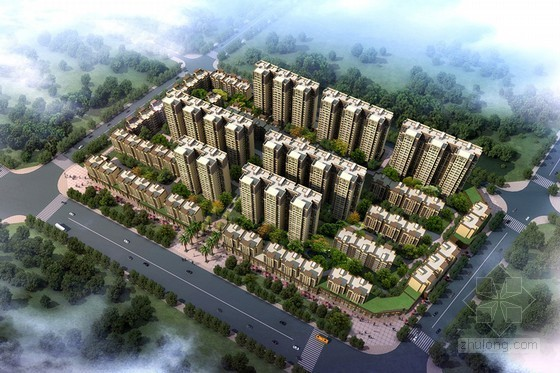 [四川]高层框剪结构住宅楼施工组织设计(172页)