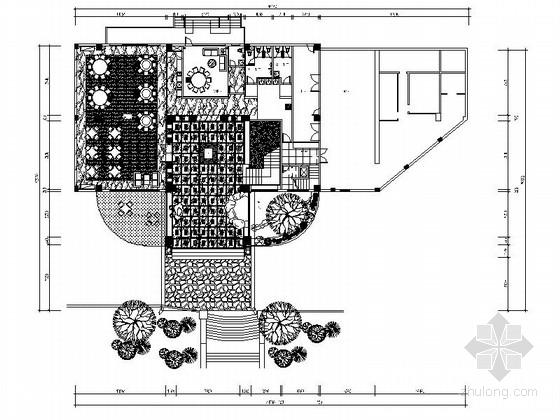VIP包房室内装修施工图资料下载-[广东]某时尚高尔夫会所室内装修施工图(含效果)